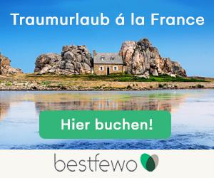 Ferienwohnungen in Frankreich