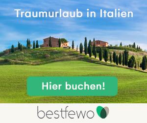 Ferienwohnungen in Italien