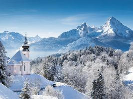 Watzmann in Berchtesgaden im Winter_AdobeStock_94852070