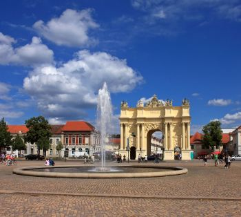 Landeshauptstadt Potsdam erobern