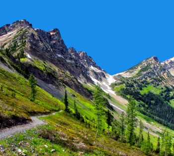Bergglück - Urlaub in den Alpen