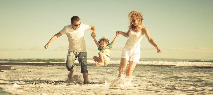 Familienurlaub auf der Insel Usedom